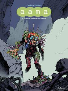 Aâma - Frederik Peeters