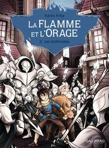 La Flamme et l'Orage - Karim Friha