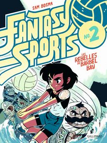 Fantasy Sports N° 2 - Sam Bosma