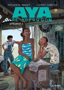 Aya de Yopougon - Marguerite Abouet, Clément Oubrerie