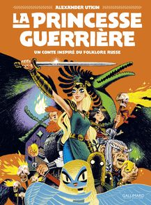 La Princesse guerrière - Alexander Utkin