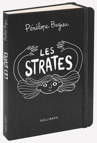 Les Strates - Pénélope Bagieu