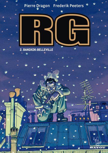 RG - Pierre Dragon, Frederik Peeters