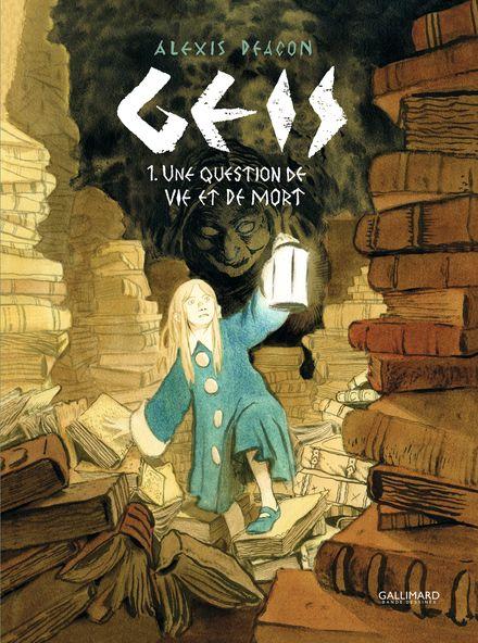 Geis - Alexis Deacon