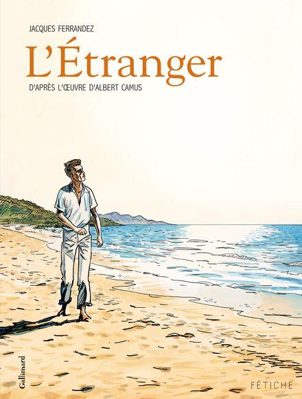 L'Étranger - Albert Camus, Jacques Ferrandez