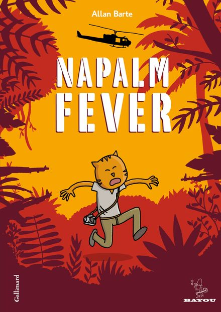 Napalm Fever - Allan Barte