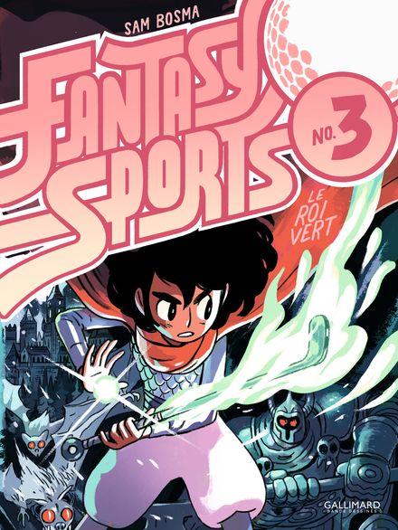 Fantasy Sports N° 3 - Sam Bosma
