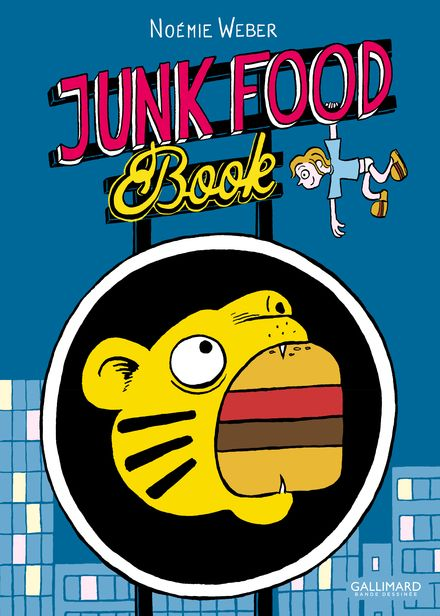Junk Food Book - Noémie Weber