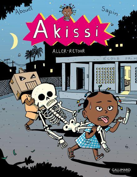 Akissi - Marguerite Abouet, Mathieu Sapin