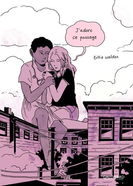 J'adore ce passage - Tillie Walden