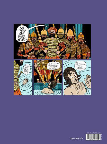 Hâsib et la Reine des serpents - David B.