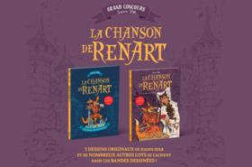 """Concours """"La Chanson de Renart"""""""